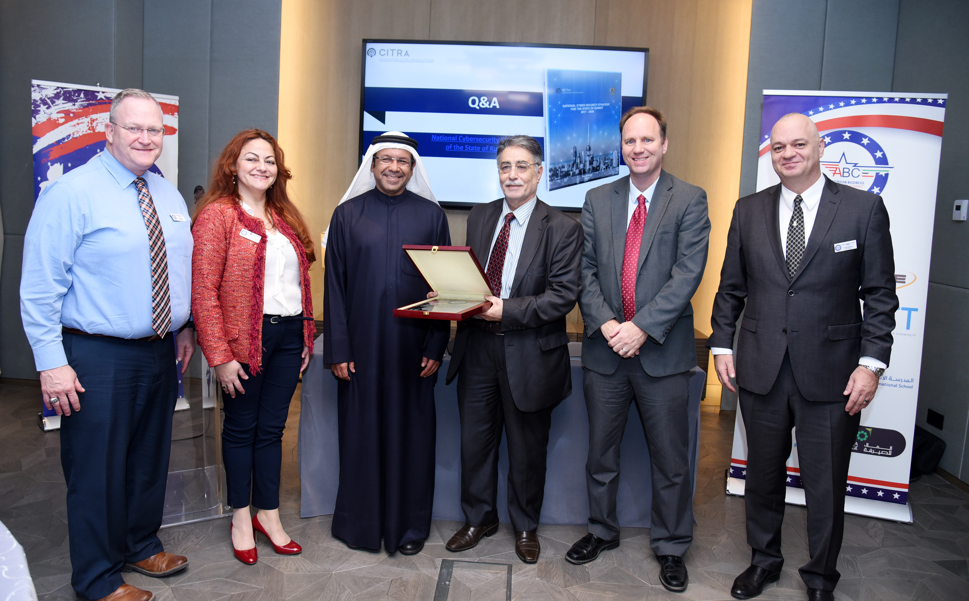 ABCK Speaker Series - January 2019 - American Business Council - Kuwait
