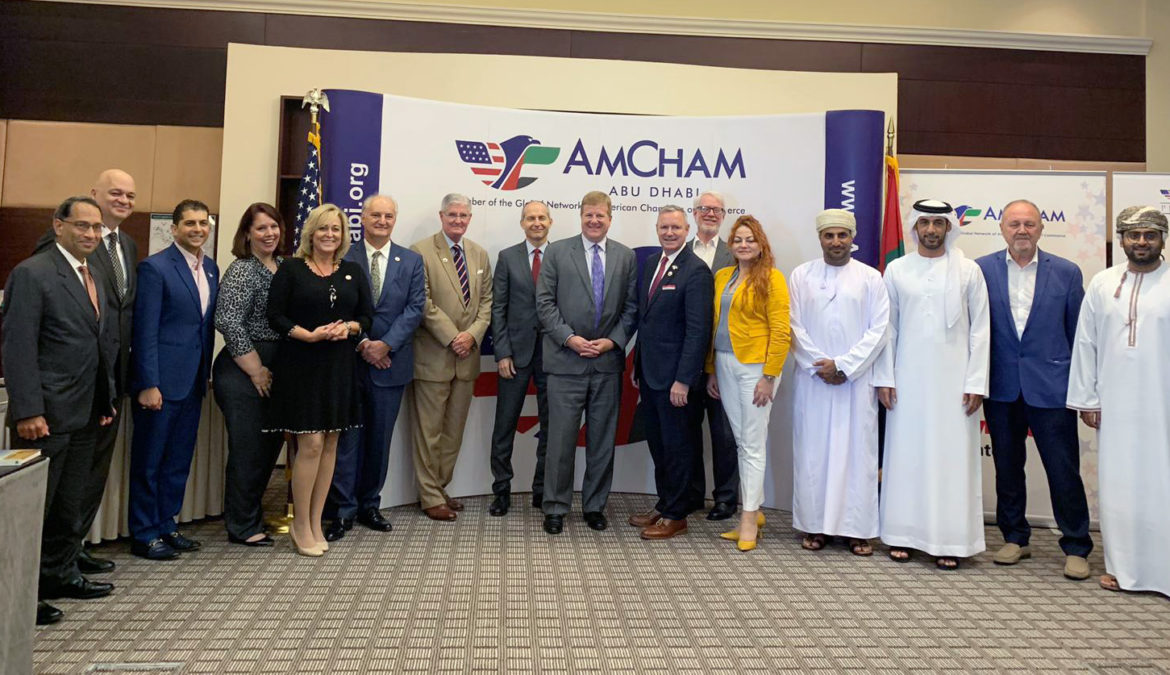 ABCK Meets with U.S. Chamber of Commerce Leadership