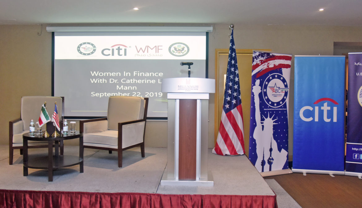ABCK's Women In Finance Event